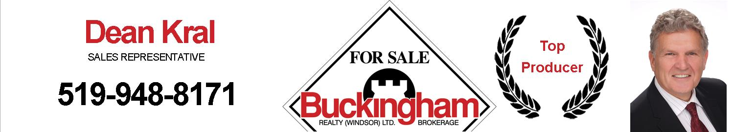 Dean Kral, Buckingham Realty